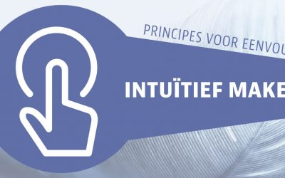 Principes voor eenvoud: intuïtief maken